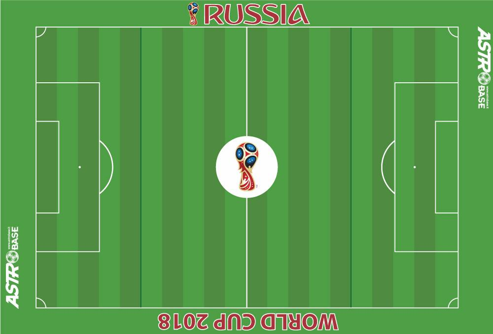 Campo RUSSIA WC 2018