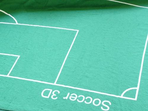 Campo da gioco in cotone