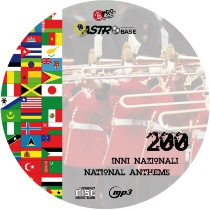CD INNI NAZIONALI