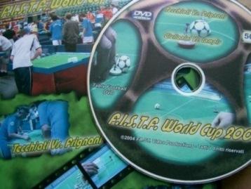 DVD COPPA DEL MONDO BOLOGNA 2004