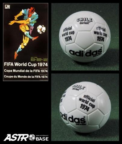1974 Adidas Chile Durlast