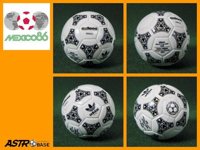 1986 WORLD CUP Mexico Adidas TANGO AZTECA