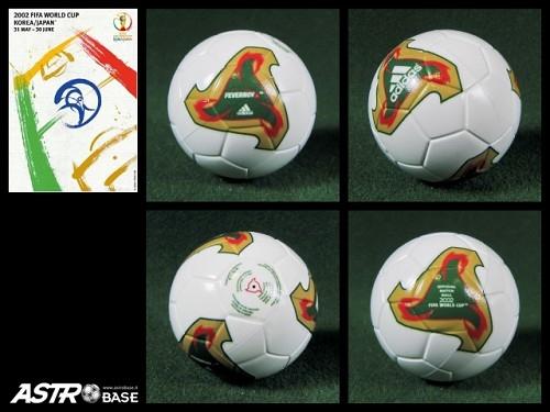 2002 WORLD CUP Korea / Japan Adidas FEVERNOVA