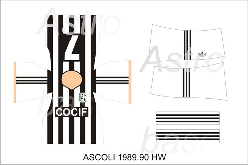 Ascoli 1982-1983