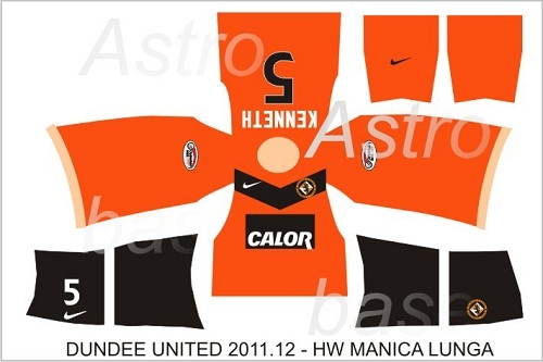 Dundee Utd. 2011/2012