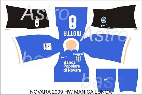 Novara 2010