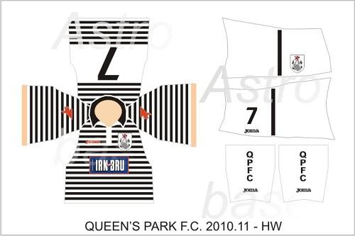 Queen's Park FC 2010/2011