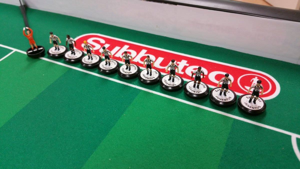 Campo da gioco SUBBUTEO CHAMPIONS LEAGUE
