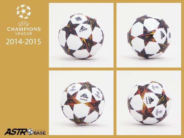 Adidas CHAMPIONS LEAGUE 2014 – 2015