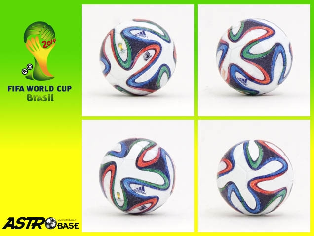2014 WORLD CUP Brazil Adidas BRAZUCA