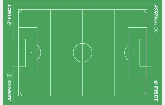 ASTROTURF PRO Calcio Tavolo