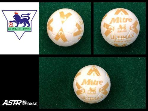 English FA Mitre ULTIMAX GOLD