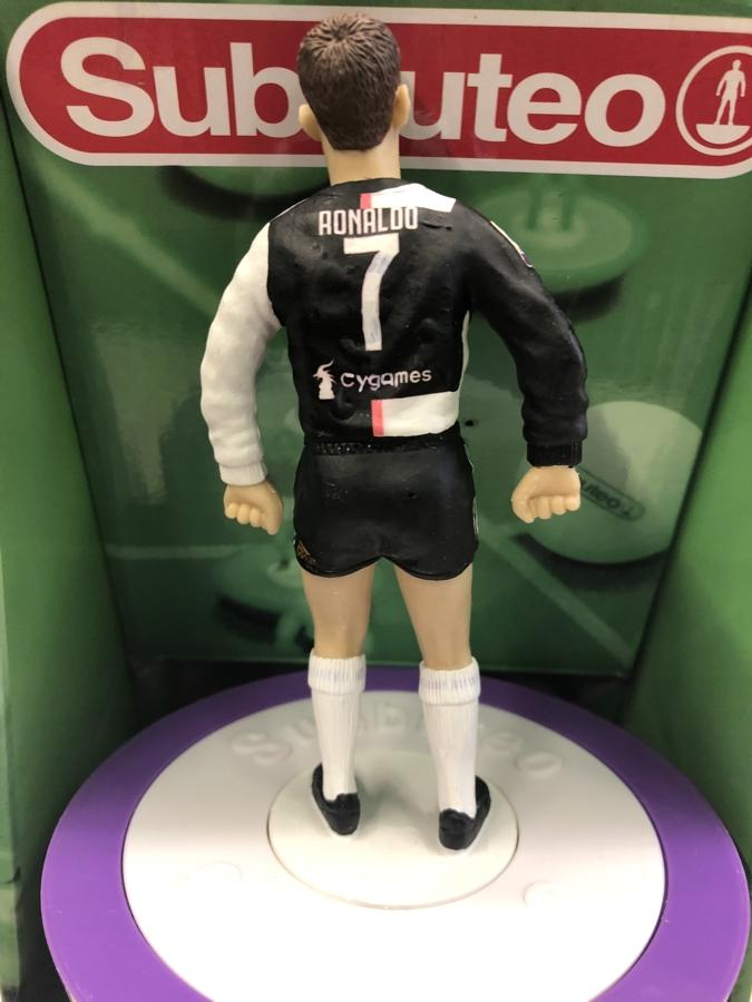 Action figure JUVENTUS CRISTIANO RONALDO CR7 2019 – 2020