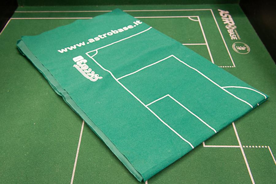 Campo da gioco in cotone Soccer3D stile anni 2000