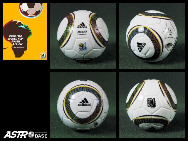 2010 WORLD CUP South Africa Adidas Jabulani
