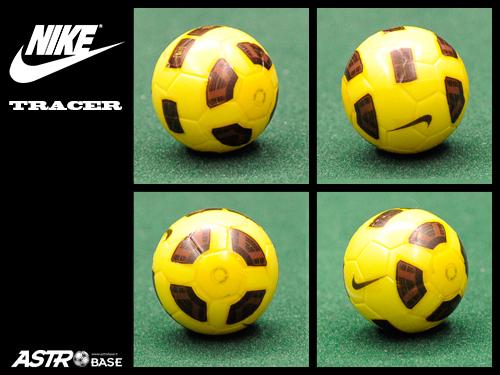 English Premier League Nike TRACER HI VIS YELLOW