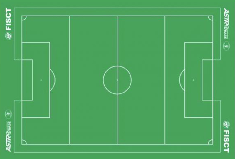 ASTROTURF PRO Calcio Tavolo ADESIVO