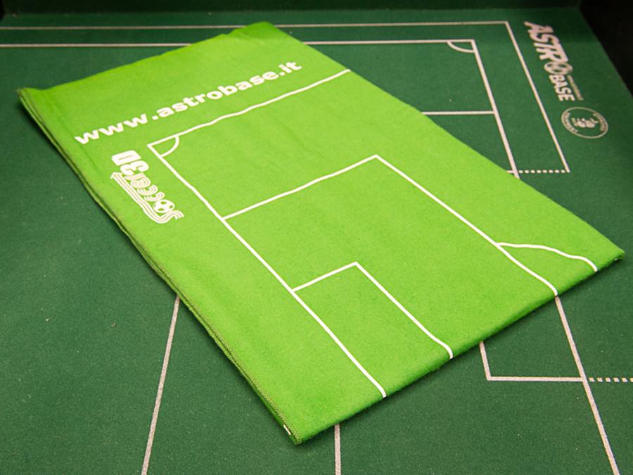 Campo da gioco in cotone Soccer3D anni '70