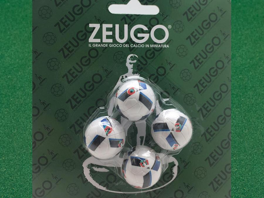 0 – Pallina ZEUGO EURO 2016