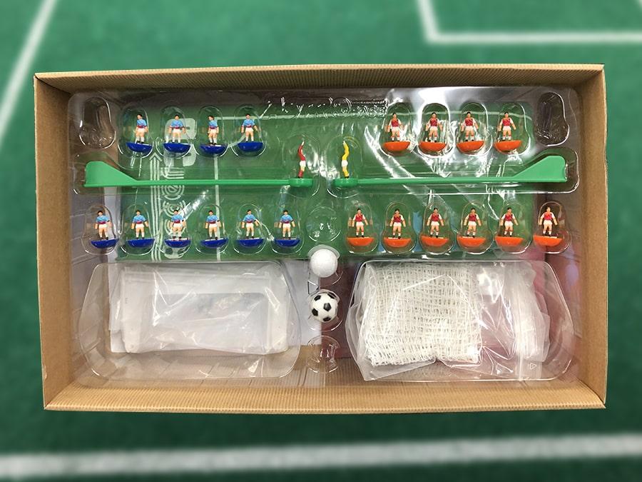 HW OLD STYLE special set Soccer3D