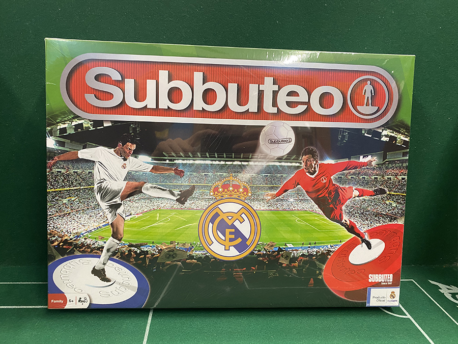 Scatola gioco SPECIALE REAL MADRID – LIVERPOOL