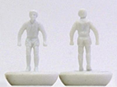 00 – Squadra non dipinta su basi SOCCER 3D CLASSIC