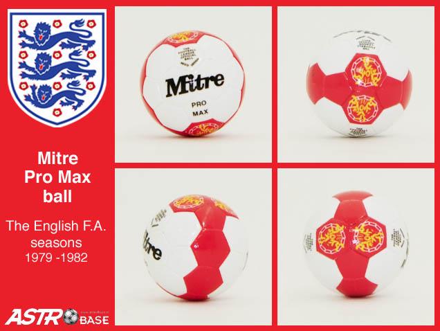 English FA Mitre MINERVA PRO MAX