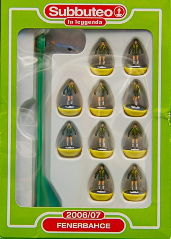 FENERBAHCE 2006/07 La leggenda