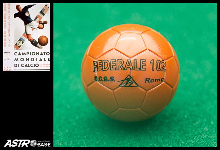 1934 WORLD CUP Italia Federale 102
