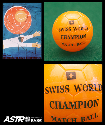 1954 WORLD CUP Swiss KOST