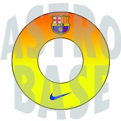 Barcellona 2013 away