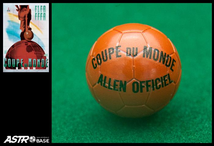1938 WORLD CUP France ALLEN