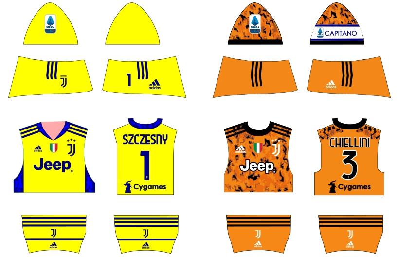 Juventus 3rd 2020/2021
