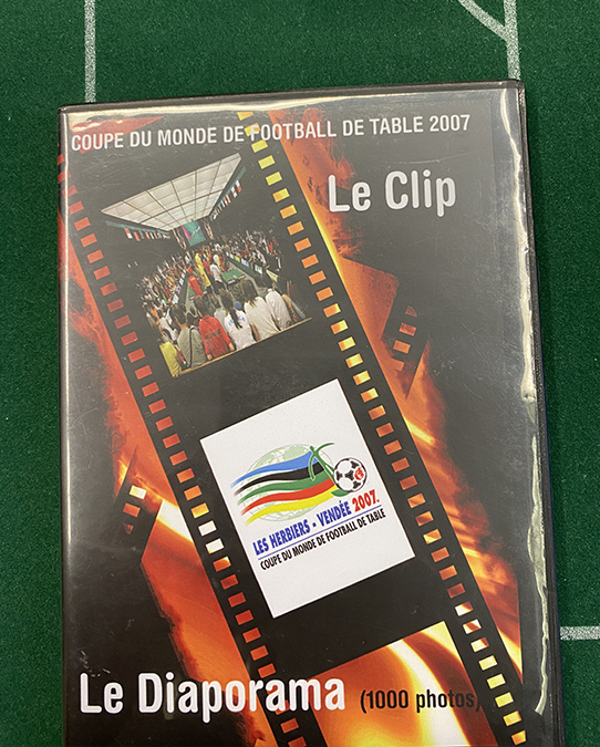 DVD FISTF WORLD CUP LES HERBIES 2007 – LE DIAPORAMA