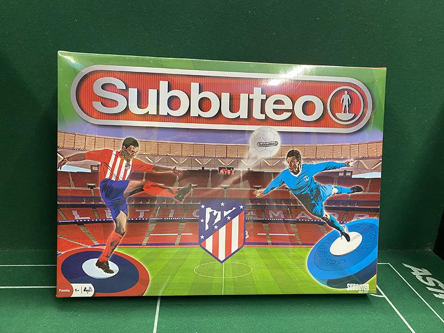 Scatola gioco SPECIALE ATLETICO MADRID