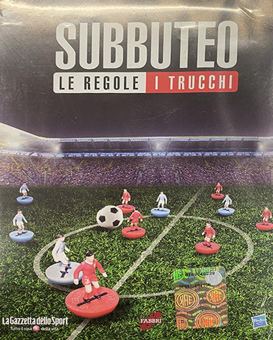 DVD SUBBUTEO – LE REGOLE, I TRUCCHI