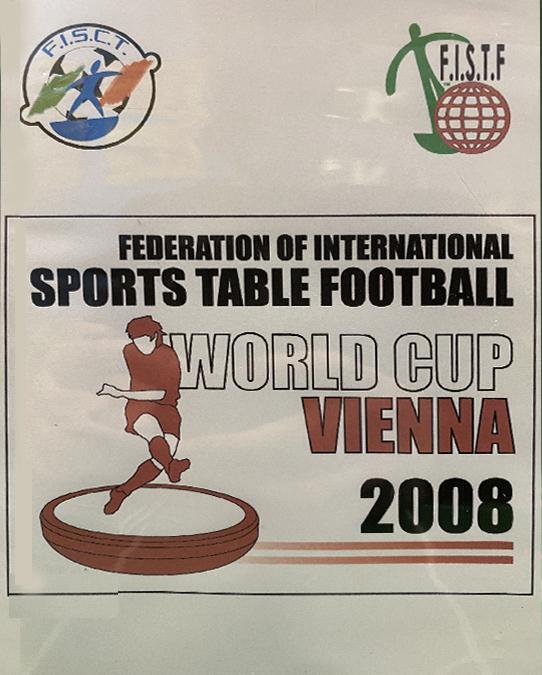 DVD FISTF WORLD CUP VIENNA 2008 – LA NAZIONALE ITALIANA