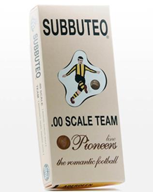 Scatole adesive per squadre PIONEERS