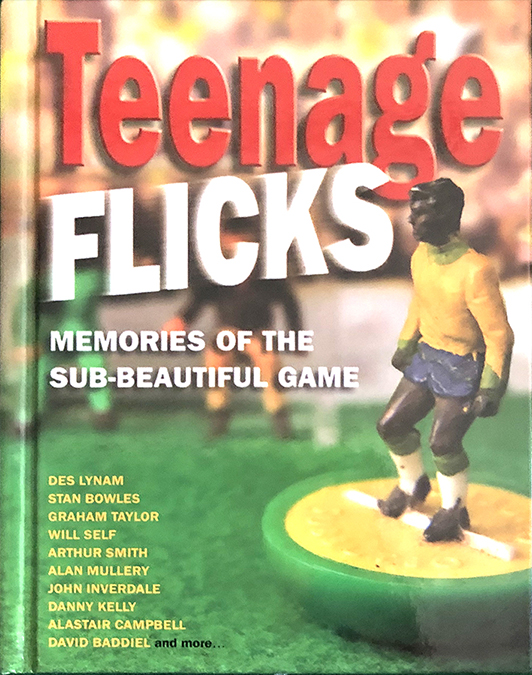 Libro TEENAGE FLICKS