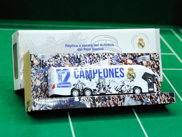 Pullman ufficiale Real Madrid