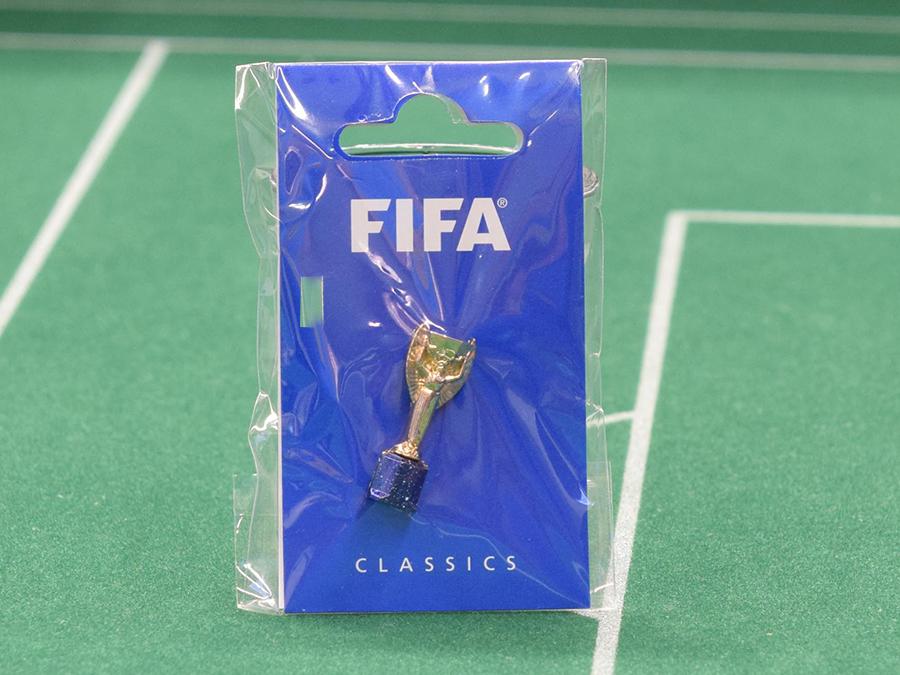 Spilla Coppa del Mondo FIFA Jules Rimet