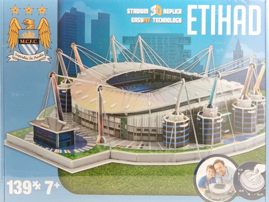 Stadio in 3D MANCHESTER CITY (ETIHAD)