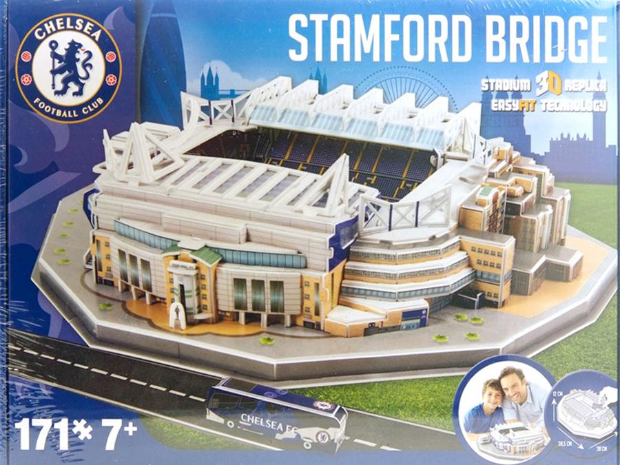 Stadio in 3D CHELSEA (STAMFORD BRIDGE)